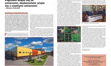 Artykuł – Transport przemysłowy i maszyny robocze