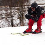 Zawody narciarskie o Puchar Prezesa FTT Wolbrom SA