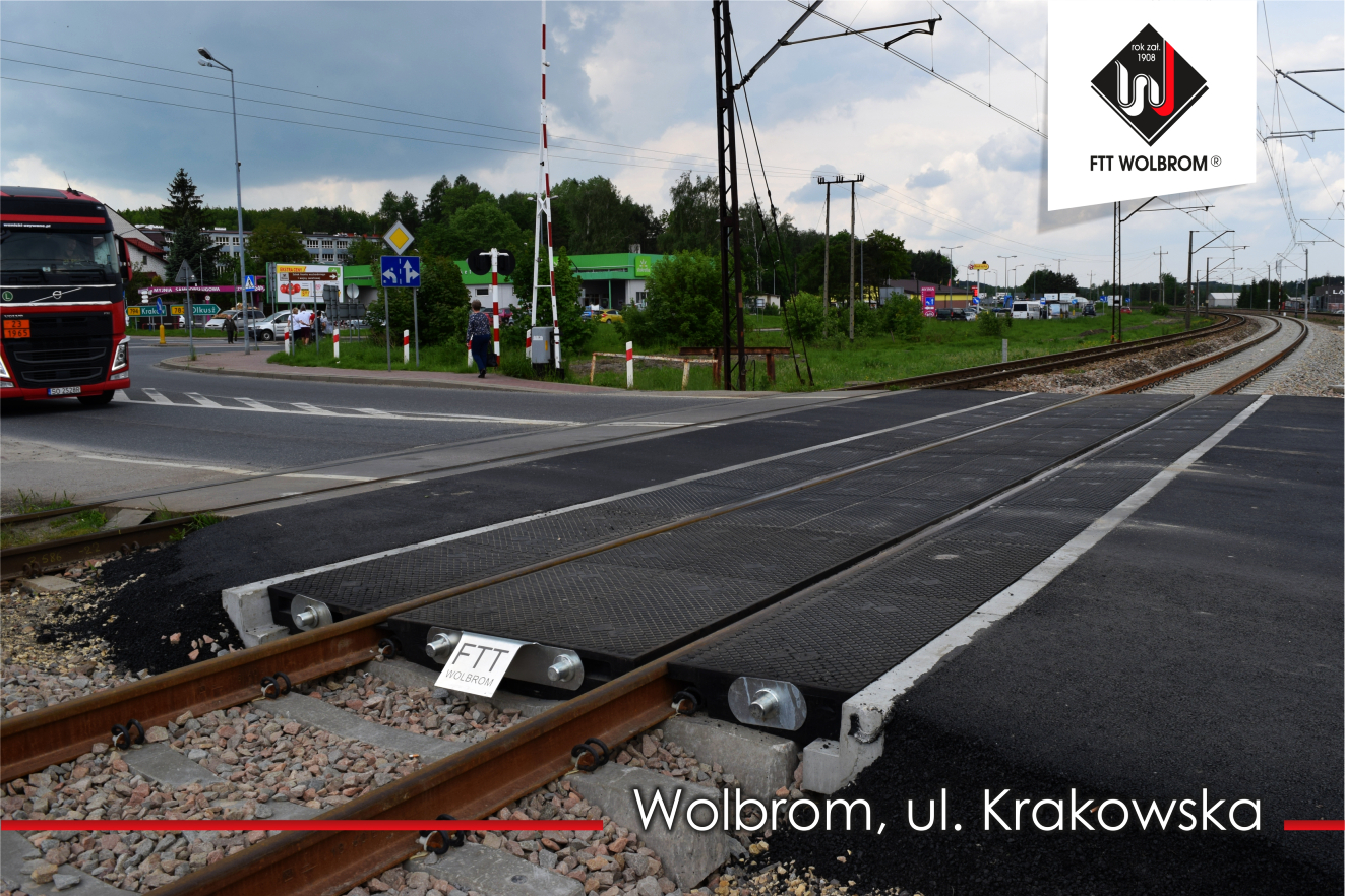 System ELASTrack na przejazdach drogowo kolejowych